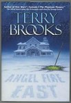 Angel Fire East by Terry Brooks (First Edition)