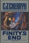 Finity's End by C.J. Cherryh (First Edition)