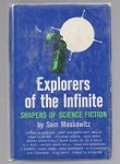 Explorers of the Infinite by Sam Moskowitz (First Edition)