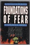Foundations of Fear by David G. Hartwell (First Edition)