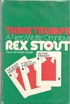 Three Trumps by Rex Stout