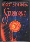 Starborne by Robert Silverberg (First Edition) Signed