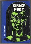 Space Fury by R. L. Fanthorpe (First U.S. Edition) Signed