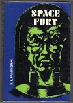 Space Fury by R. L. Fanthorpe (First U.S. Edition)