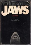 Jaws by Peter Benchley (Early Printing)