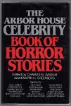 Celebrity Book of Horror Stories by Charles G. Waugh (editor) First Ed