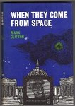 When They Come From Space by Mark Clifton (First Edition)