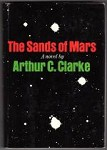 The Sands of Mars by Arthur C. Clarke (Early Printing)