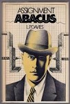 Assignment Abacus by L.P. Davies (First Edition) Signed by Harlan Ellison