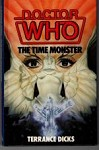 Doctor Who -  The Time Monster by Terrance Dicks Signed by John Levene