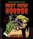 Best New Horror by Stephen Jones Signed