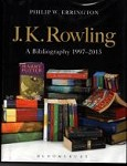 J.K. Rowling a bibliography 1997-2013 by Philip W. Errington
