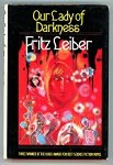 Our Lady of Darkness by Fritz Leiber Signed