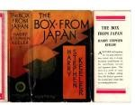 The Box from Japan by Harry Stephen Keeler (First Edition) File Copy