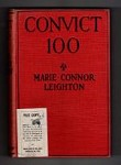 Convict 100 by Marie Connor Leighton (First Edition) Hubin Listed, File Copy