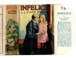 Infelice by Augusta J. Evans Wilson (Ward Lock File Copy)