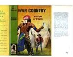 War Country by William O. Turner (First Edition) File Copy