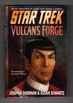 Vulcan's Forge (Star Trek: The Original Series) by Josepha Sherman (First Edition)