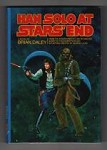Han Solo at Star's End by Brian Daley (First Edition)