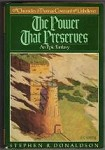 The Power That Preserves by Stephen R. Donaldson (First Edition)
