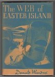 The Web of Easter Island by Donald Wandrei (First Edition)