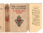 The Courts of Idleness by Dornford Yates (Ward File Copy)