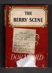 The Berry Scene by Dornford Yates (Hubin listed) File Copy