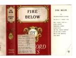 Fire Below by Dornford Yates (File Copy)