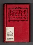 Doctor Nikola by Guy Boothby (File Copy)