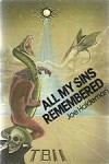 All My Sins Remembered by Joe Haldeman (First Edition) Signed