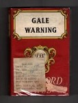 Gale Warning by Dornford Yates (Hubin Listed) Ward Lock File Copy