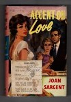 Accent on Love by Joan Sargent (First Edition) Ward Lock File Copy