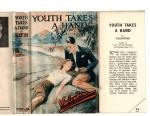 Youth Takes A Hand by Valentine (First Edition) Ward Lock File Copy