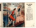 The Moving Finger by Valentine