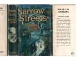 Narrow Streets by Patricia Young (First Edition) File Copy