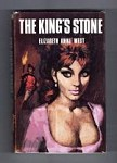 The King's Stone by Elizabeth Anne West (First Edition) File Copy