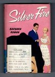 Silver Fire by Barbara Rowan (First Edition) Ward File Copy