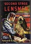 Second Stage Lensmen by Edward E. Smith, Ph.D. (E.E.