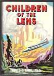 Children of the Lens by Edward E. Smith, Ph.D. (First Edition) Ric Binkley Art Signed