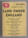 Land Under England by Joseph O'Neill (1935) Gollancz File Copy