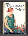 The Peacemaker by Paul Trent (First Edition) Rare DJ Publisher's File Copy