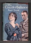 The Counterbalance by Paul Trent (First Edition) Rare DJ Publisher's File Copy