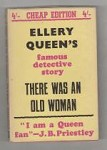 There Was an Old Woman by Ellery Queen (Gollancz) File Copy
