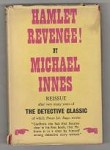 Hamlet, Revenge! by Michael Innes (Gollancz) File Copy
