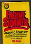 Engine Summer by John Crowley (First UK Edition) Gollancz File Copy