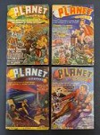 Complete Run of Planet Stories (Winter 1939 - Spring 1955)