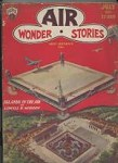 Lot of 2 Air Wonder Stories 1929 First Issue