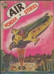 Lot of 2 Air Wonder Stories Final Issue