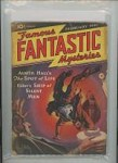 Lot of 4 Famous Fantastic Mysteries 1940-42