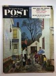 Saturday Evening Post May 5, 1951 John Falter cover